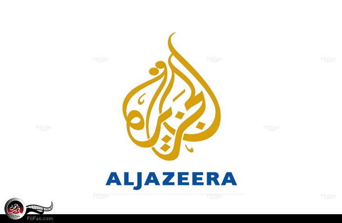 """شعار قناة """"الجزيرة"""""""