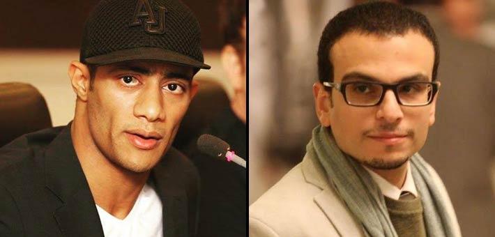 أمير رمسيس ومحمد رمضان