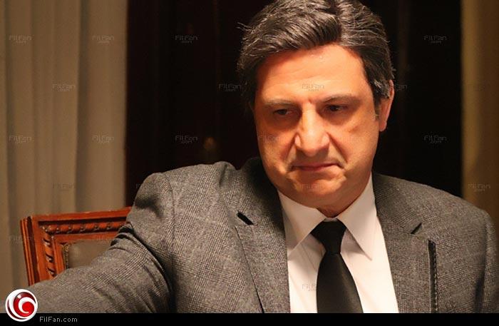 """خالد الصاوي في لقطة من مسلسل """"تفاحة آدم"""""""