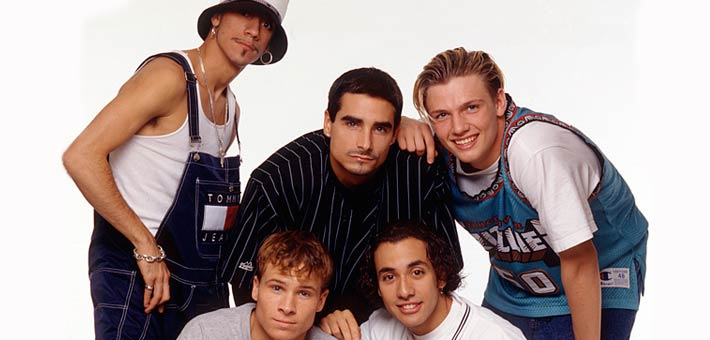 فريق Backstreet Boys