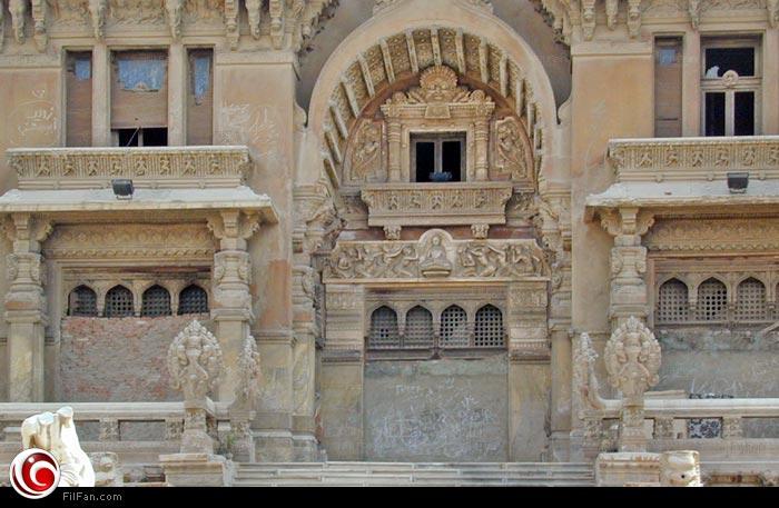 صورة أرشيفية لقصر البارون إمبان