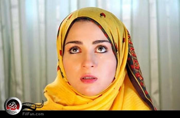 """مي عز الدين في لقطة من مسلسل """"بنت بنوت"""""""