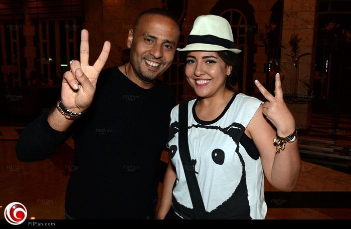 محمود عبد المغني ومي كساب