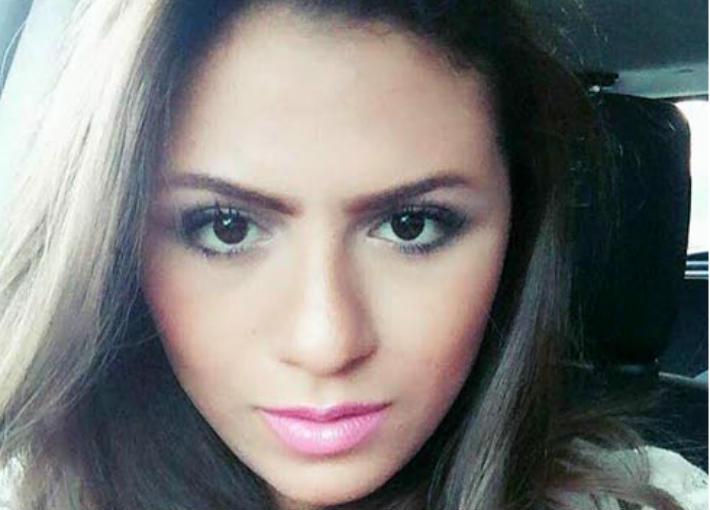 بالفيديو- انهيار والدة غنوة بعد لحظات من وفاتها