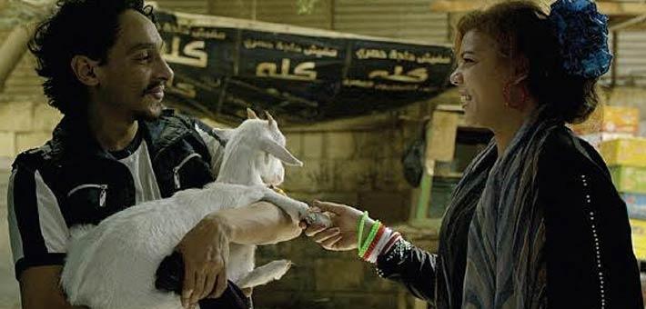 """مشهد من فيلم """"علي معزة وإبراهيم"""""""