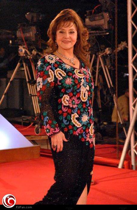 الممثلة ليلى طاهر