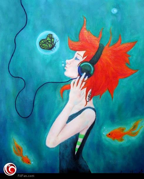 الحياة غير مضمونة.. استمع إلى الموسيقى تحت الماء في أقرب وقت!