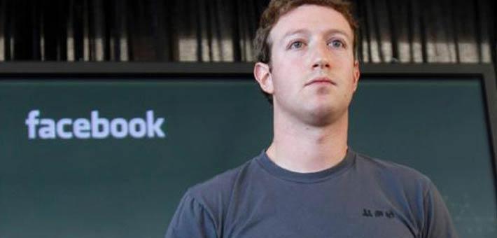 مؤسس Facebook مارك زوكربيرج