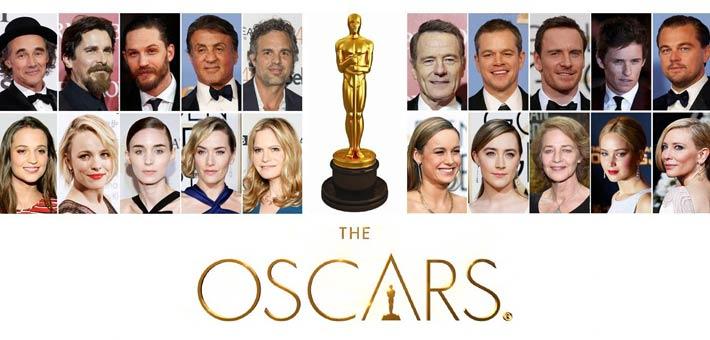 مرشحو فئات التمثيل في جوائز الأوسكار ٢٠١٦