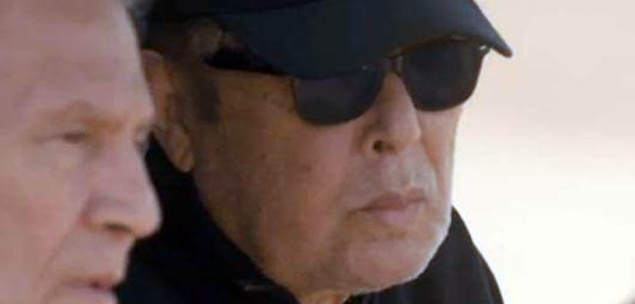 محمود عبدالعزيز في راس الغول