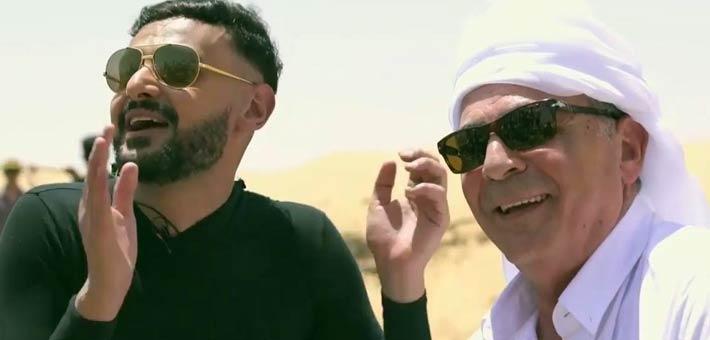 """محمود حميدة في """"رامز تحت الأرض"""""""