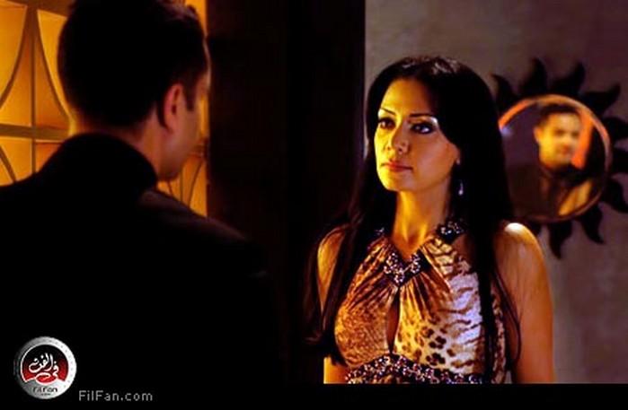 رانيا في مشهد من الفيلم
