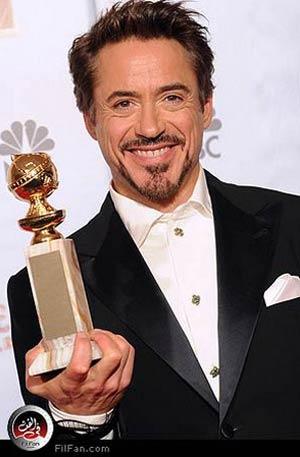 روبرت داوني جونيور: أفضل ممثل في فيلم  كوميدي عن دوره في Sherlock Holmes