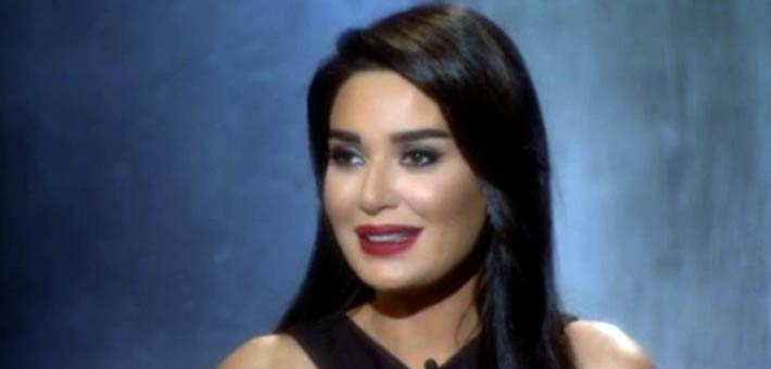 """سيرين عبد النور في برنامج """"المتاهة"""""""