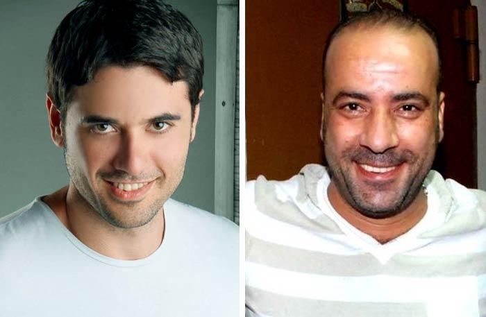 محمد سعد وأحمد عز
