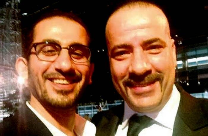 محمد سعد وأحمد حلمي