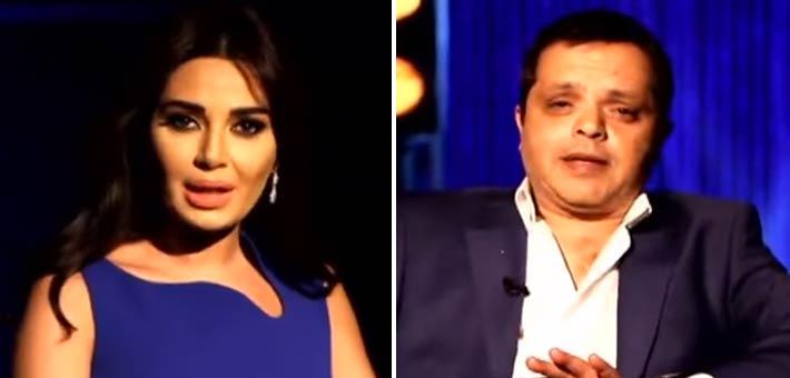 محمد هنيدي وسيرين عبد النور