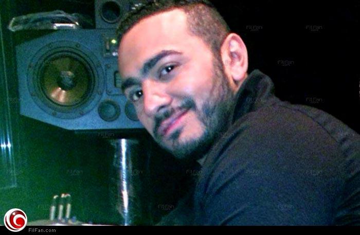 تامر حسني أثناء إعداد الألبوم