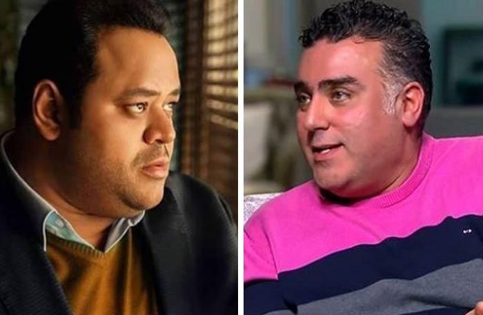 تامر حبيب ومحمد ممدوح