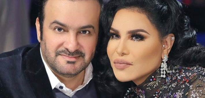 أحلام وزوجها