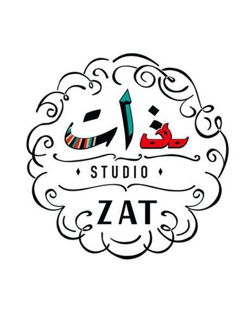 "شعار ستديو ""ذات"""