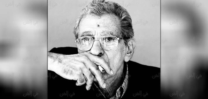 المخرج يوسف شاهين