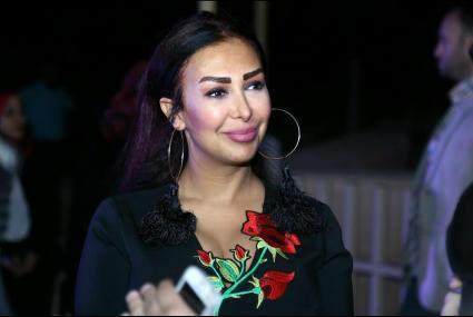 18 صورة- تكريم شاهيناز ومنذر رياحنة ومنة عرفة في احتفالية بالصوت والضوء