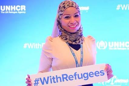 47 صور من احتفال باليوم العالمي للاجئين بحضور المشاهير .. أبرزهم عادل إمام وصبا مبارك