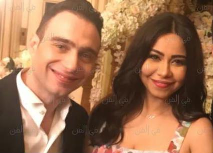 21 صورة من حفل زفاف شيرين وحسام حبيب