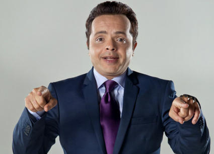 """حوار ( في الفن) محمد هنيدي: هذه حقيقة خلافاتي مع قنوات on.. وفوجئت بردود الفعل على """"أرض النفاق"""""""