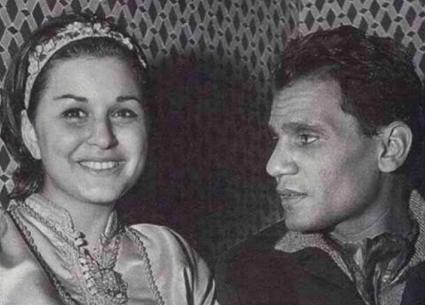 في ذكرى وفاتها وميلاده.. أشهر صور  سعاد حسني وعبد الحليم حافظ.. نظرات حب وغيرة عاشق