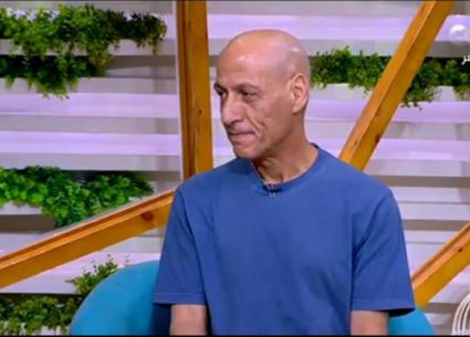 """رشدي الشامي أو (عمدة) مسلسل """"طايع"""": هذا أصعب مشهد في العمل"""