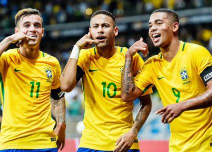 تعرف على القنوات الناقلة لمباراة البرازيل والمكسيك في كأس العالم والمعلقين عليها