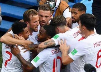 تعرف على القنوات الناقلة لمباراة إنجلترا ضد كولومبيا في كأس العالم والمعلقين عليها