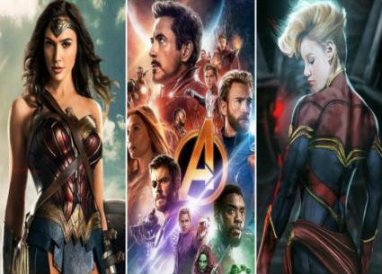 """دليلك لأفلام الأبطال الخارقين في 2019.. """"الجوكر"""" يواجه """"كابتن مارفل"""""""