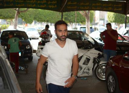 62 صورة- كل هؤلاء النجوم في جنازة الإعلامي سمير التوني.. أحمد فهمي وهشام ماجد سوياً