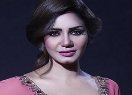 أول صورة للممثلة إيناس عز الدين منذ تعرضها لحادث السير