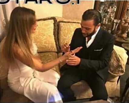 محمد إمام ينشر صورة زوجته للمرة الأولى.. يهديها هذه الأغنية لعمرو دياب