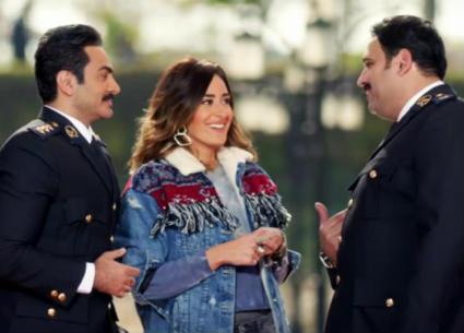 """فيلم """"البدلة"""" لتامر حسني يقترب من 53 مليون جنيه"""