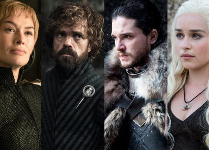 تعرف على نهاية ملحمة Game of Thrones كما وصفها أبطالها ..  إيميليا كلارك يجن جنونها