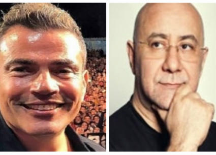 """بهاء الدين محمد يهاجم عمرو دياب بعد رفض غناء """"قال فاكرينك"""": ولسة"""