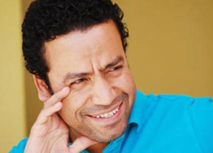 شاهد... سامح حسين يحارب كورونا بتنس الطاولة