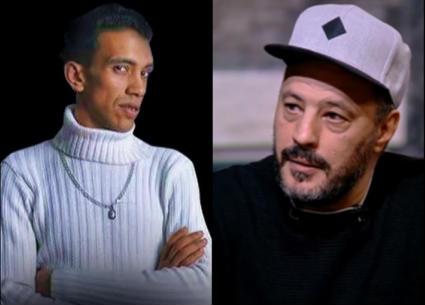 بالفيديو- لقاء طريف لعمرو عبد الجليل مع مجدي شطة.. هذا ما قاله للمغني الشعبي