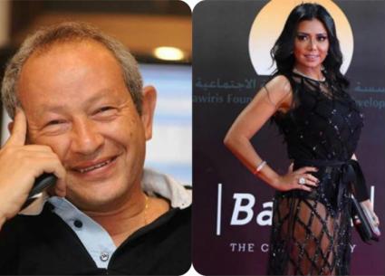تعليق نجيب ساويرس على محاكمة رانيا يوسف بتهمة الفعل الفاضح