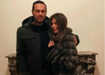 أول تعليق لريهام حجاج على زواجها من محمد حلاوة