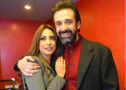 بالصور- هكذا تغيرت ملامح هايدي سرور زوجة كريم عبد العزيز منذ حفل زفافهما
