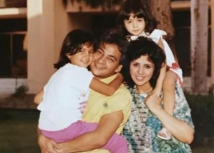 وداعا نادية فهمي.. صور  من شبابها إلى آخر ظهور لها