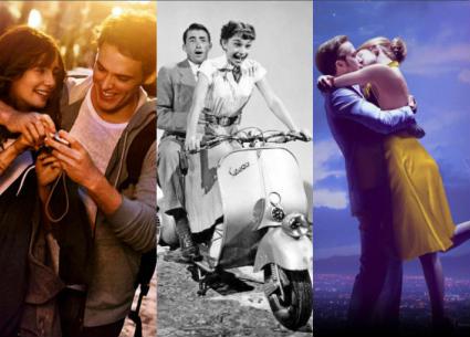 في الفن يختار- 10 أفلام رومانسية في عيد الحب