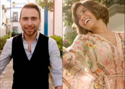 """بالفيديو- عودة أغنية شيرين وحسام حبيب""""كل ما أغني"""" بعد خسارة 45 مليون مشاهدة"""