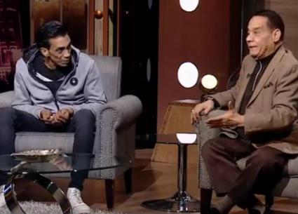 بالفيديو- حلمي بكر مهاجما مجدي شطة: غناء متدني.. الأخير يرد